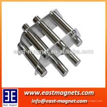 Barra magnética del filtro hecha en China / usada en varios campos tales como manufactura del medicamento, de la industria química / de China