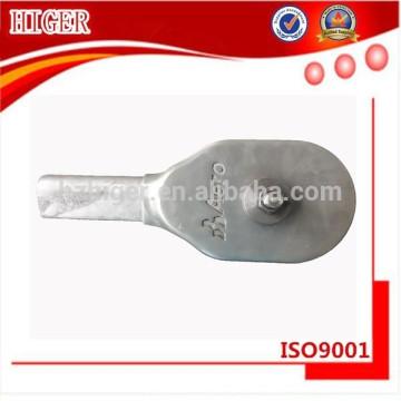 fundición de gravedad de aluminio Brazo oscilante
