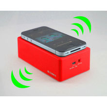 Induction Potable Mini Wireless Audio/ loudspeaker/ mobile speaker