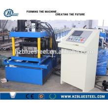 C Shape Purlin Roll Forming Machine From Hangzhou China