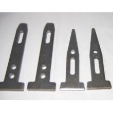 Accesorios originales del encofrado de la construcción de Corea Pernos galvanizados de la cuña