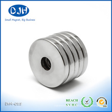 Small Strong Monopole NdFeB Ring Magnet for Headphone