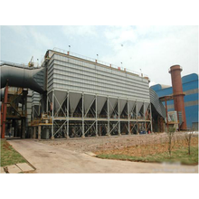 Cement plant MC- type bag filters