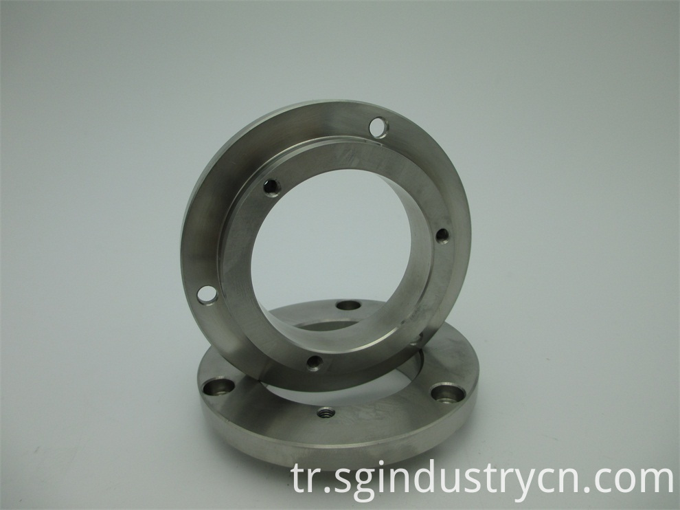 Machining 304 Stainless