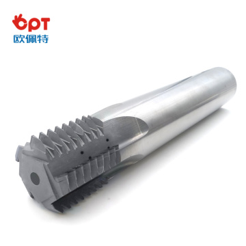 PCD square thread milling cutter bunnings
