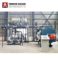 Industrial Horizontal Hot Oil Boiler for Refinery Factory
