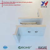 OEM custom Free design aluminum profile for wall units