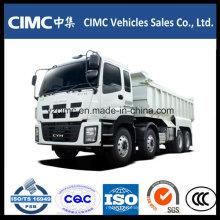 Исузу Цинлин Vc46 самосвал грузовик/самосвал 8х4