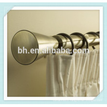 New Design Curtain Track,Ball Finial Curtain Rod With Copper Eyelet Ring,Curtain Bar Set
