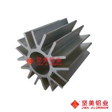High Precision Industrial Aluminium Heat Sink Radiator