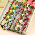 Festival Party Wedding Floral Flower Headbands (HEAD-313)
