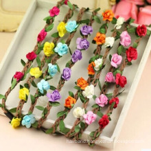 Festival Party Wedding Floral Flower Headbands (HEAD-313)