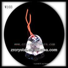Hermosas cuentas de cristal W103