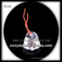 Grânulos de cristal bonitos W103