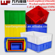 OEM storage bins injection plastic storage box mould with good quality injection storage box plastic mold supplier