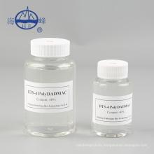 Tratamiento de agua floculante 20-50% PolyDADMAC CAS 26062-79-3