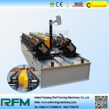 CU Shape Roll Forming Machine