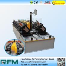 Máquina de formação de rolo de quilha, máquina de formação de trilhos de teto
