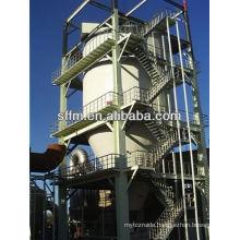 Magnesium aluminum silicate production line