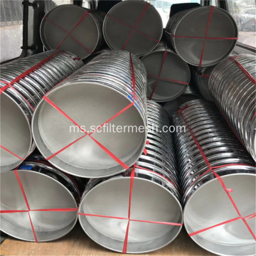 800 Mesh Nickel Stainless Steel Wire Mesh Rolls