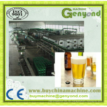 Vollständige komplette Beer Processing Plant