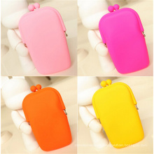 Fashion Promotional Silicone Cosmetic Bag for Women