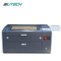 Mini 3050 CO2 laser engraving machine for rubber