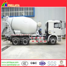 Sinotruk HOWO LKW Zement / Betonmischer zu verkaufen