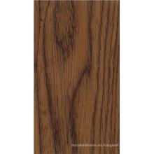 Panel de granos brillantes y madera de grano UV para gabinete de cocina