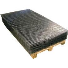 Panel de malla soldada de acero inoxidable Grade304