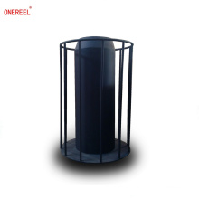 Steel wire coil carrier