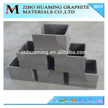 High Purity Graphite crucible according to drawing