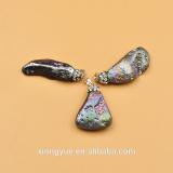 2016 Hot Fashion vintage Natural Gemstonel Stone Pendant