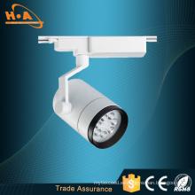 Bajo precio 28W COB Track Lighting para centros comerciales