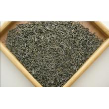 Gebratener grüner Teeblatt