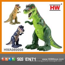 Dinossauro dinossauro atacado