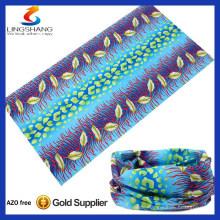 Heiße billige Großhandel Fashion Bandana zum Verkauf Multifunktions-Kopfbedeckungen Polyester-Stretch-Bandanas