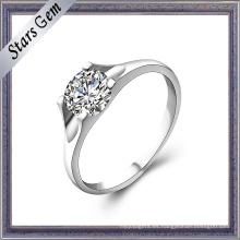 Anillo de plata de Steling de la alta mujer de la moda Stype 925