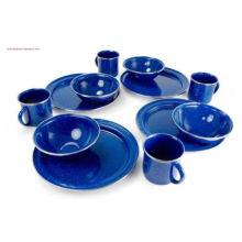 Kitchen Utensils, Enamel Teapot, Enamel Cookware Kettle, Camping Enamel Kettle