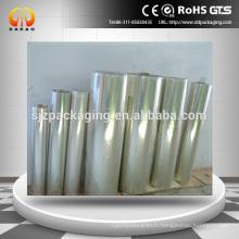 Film rétractable à étiquette en PVC de 40 à 50 microns
