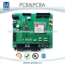 GSM MODULE & GPRS PCB componnets Assembly