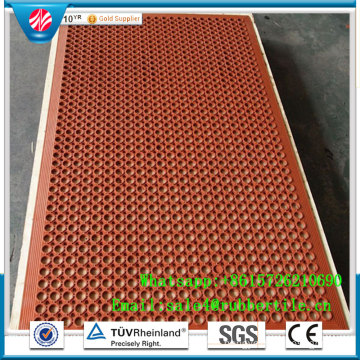 Wholesale Drainage Hole of Kitchen Safety Anti Slip Rubber Mat