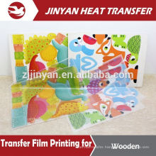 china factory direct heat transfer film label