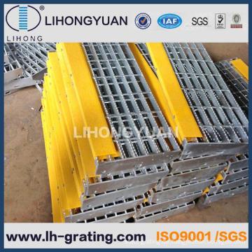 Verzinktem Stahl Treppe Stufen für Stehleitern