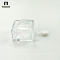 recipiente quadrado do perfume do aroma da alta qualidade recipiente vazio da garrafa do difusor da lingüeta