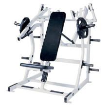 Equipo de gimnasia Carga de martillo cargada con placa Resistencia lateral de tenaza súper