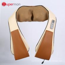 Amassar Shiatsu Pescoço Cintura Para Trás Ombro Massageador Infravermelho Massageador com Calor