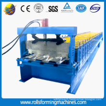 914 Floor Deck Galvanized Sheet Panel Metal Machine