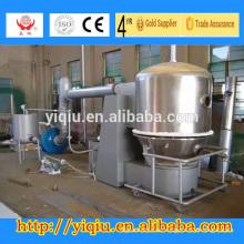 Secador de lecho fluido de alta eficacia en polvo de cacao