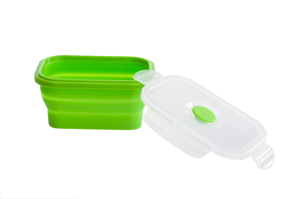 Non-toxic Silicone Food Container